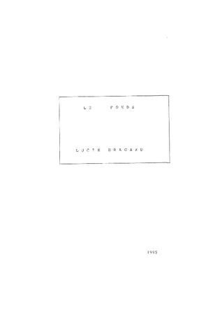 Pdf de la DGF et l'inventaire du fonds L. Bragard.